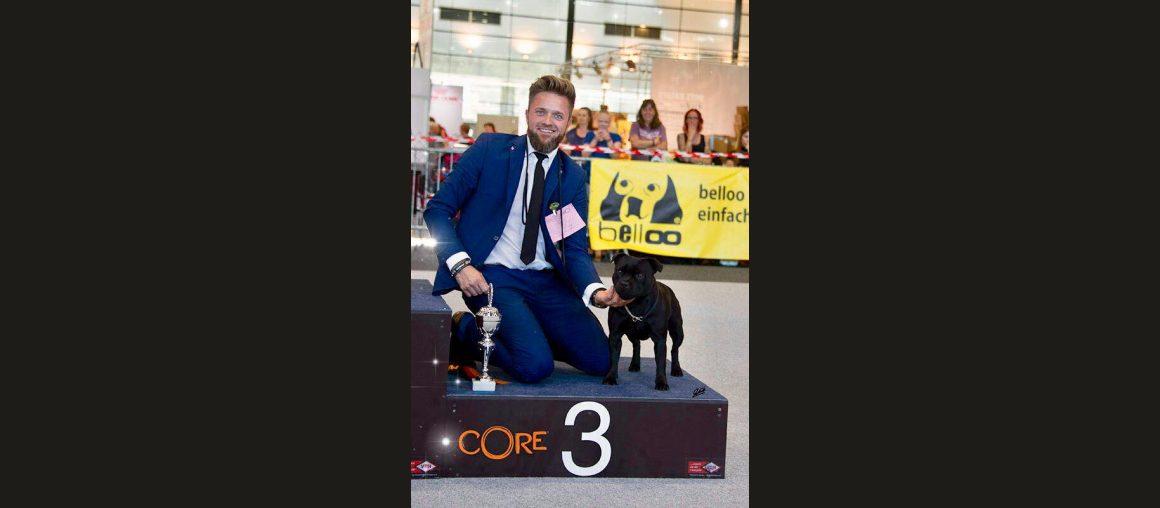 3.Platz in der Terrier Gruppe 3