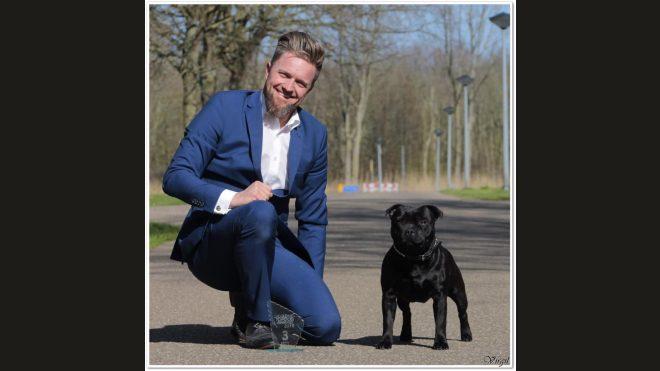 Preisverleihung Top Staffordshire Bull Terrier der Benelux Länder 2018